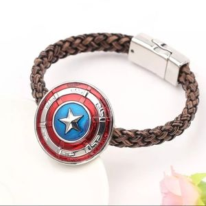 Other - 🇺🇸Marvel Captain America Avenger Shield Bracelet